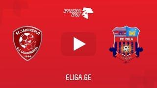 Saburtalo vs Dila Gori full match