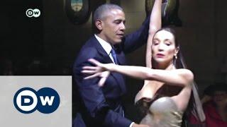 أوباما يرقص التانغو في الأرجنتين | الاخبار