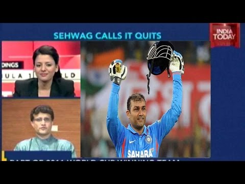 Virender Sehwag Announces Retirement From All Forms Of Cricket
