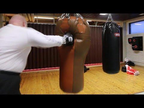 Y-Man Master of Momentum VS  Francis Ngannou Punching Power (UFC)