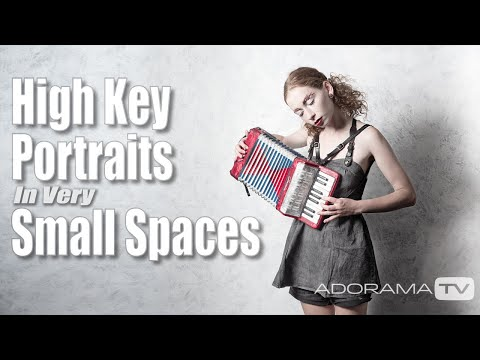 High Key In Small Spaces: Take and Make Great Photography with Gavin Hoey thumbnail