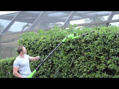Chameleon Trimming Package and Lawn and Garden System  by SunZi Products Inc.