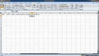 How To Make Hourly Work Time Sheet