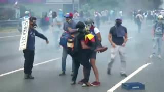 29 maut dalam rusuhan antikerajaan di Venezuela