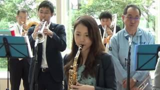 2016年9月24日 羽田空港にてANAオーケストラ様 演奏 高画質(HD)...