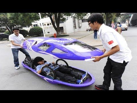 ¡SÓLO EN CHINA! 9 TECNOLOGÍAS QUE TE SORPRENDERÁN