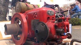 1950s MITSUBISHI KATSURA Engine Type J1 3hp part 3 [Old Engines in Japan]