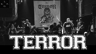 TERROR - Keep Your Mouth Shut (HD) live in Paris 2018 #Terror