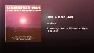 Social Alliance (Live)