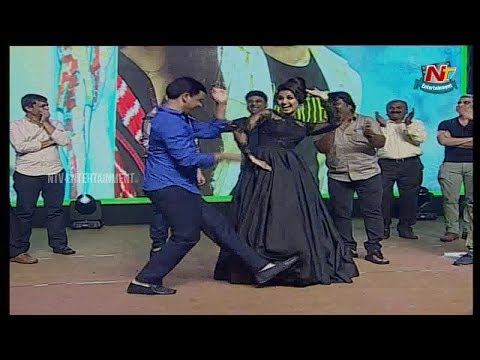 Dil Raju Dance Performance on Stage @ Hello Guru Prema Kosame Pre Release Event | Ram | NTV Ent