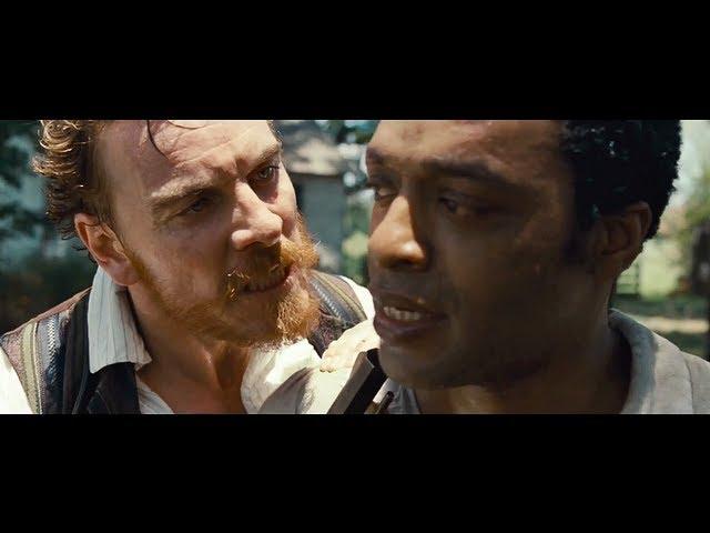 12 Anos de Escravidão - Trailer Legendado [HD 1080p] com Chiwetel Ejiofor e Brad Pitt