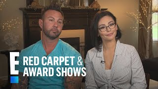 JWoww & Roger Mathews Talk Life After Having Kids | E! Live from the Red Carpet