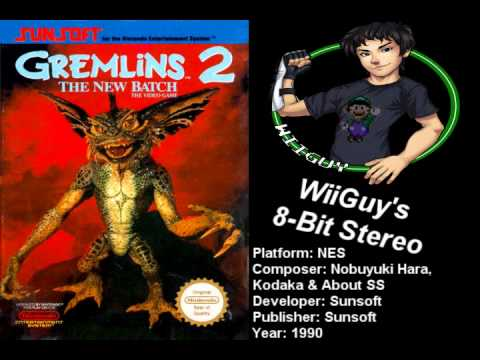 Gremlins 2: The New Batch (NES) Soundtrack - 8BitStereo