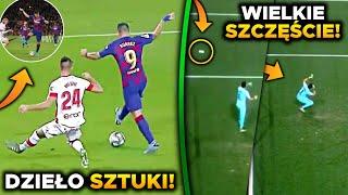 Suarez PODKRĘCIŁ piłkę piętą! Messi HATTRICK! SKANDAL! Co zrobili KIBICE! Navas miał szczęście!
