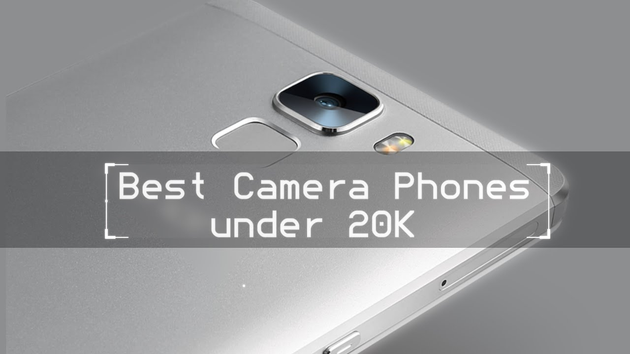 db4648a4fa5001 Best Camera Smartphones Under Rs. 20,000 | Digit.in - YouTube