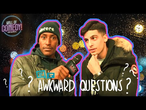 Asking Awkward Questions | In Leicester Square With Yung Filly | NIGHT EDITION