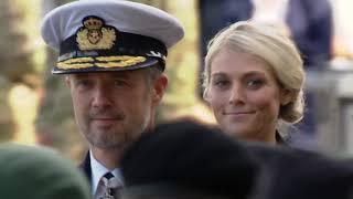 Flagdag 2019 - Kronprinsparret ankommer