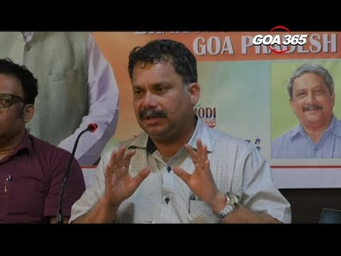 GOA 365 - Releasing CM's health bulletin by Goa's Dr is stupid: BJP