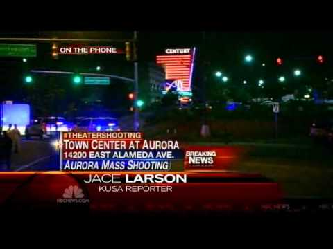 NBC Braking News 14 shot dead 50 hurt at theater in Colorado 7-20-12