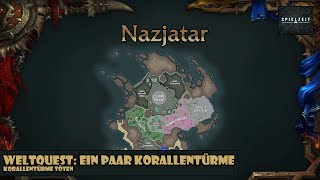 [Weltquest][Patch 8.2] World of Warcraft - Nazjatar Kopfgeld: Ein pa...