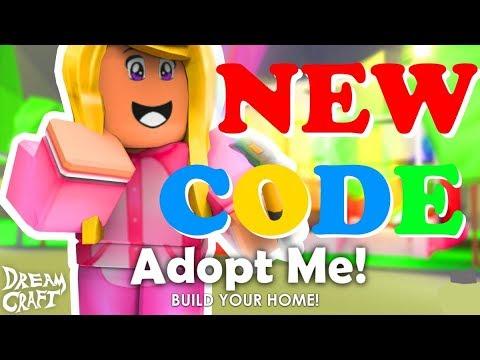😱[CODE!]😱 Adopt Me!