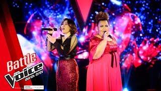 หมิว VS ลูกปลา - กุหลาบแดง - Battle - The Voice Thailand 2018 - 4 Feb 2019
