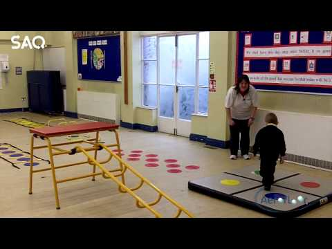 Special Educational Needs: Working With Children On Physical Activities