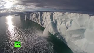 Baixar Drone Captures Extent of Arctic Sea Ice Melting