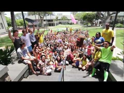 2012 Punahou Lip Dub (Hawaii)