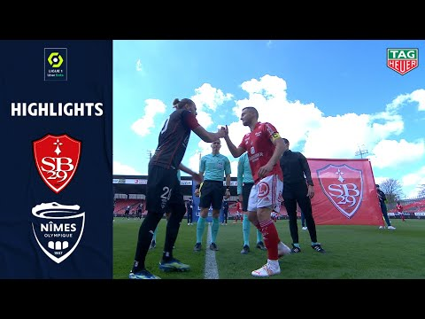 Brest Nimes Goals And Highlights