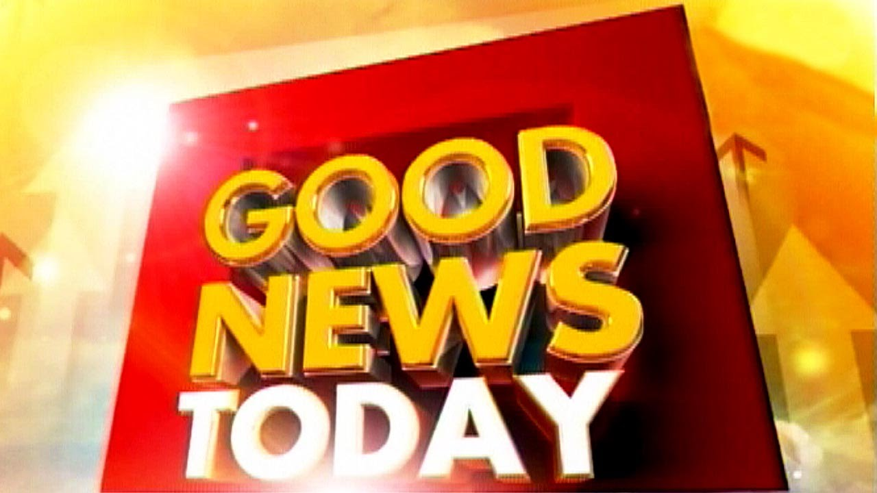 Great News Images Good News Today...