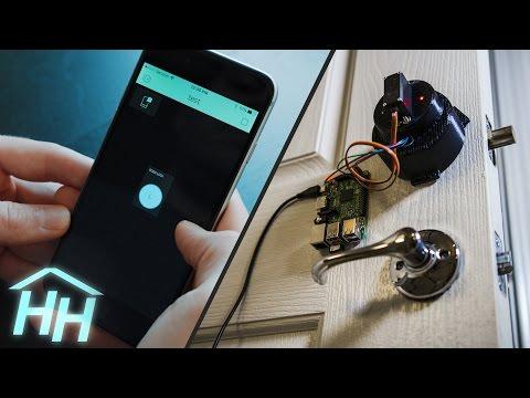 How to Make a Smartphone Connected Door Lock