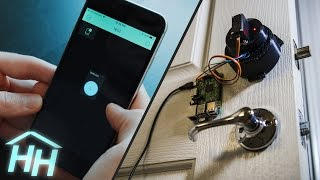 How to Make a Smartphone Connected Door Lock