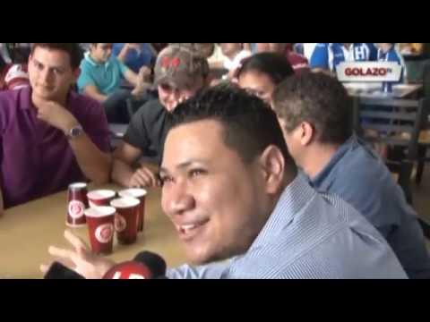 Así vivieron los aficionados el Honduras vs Costa Rica