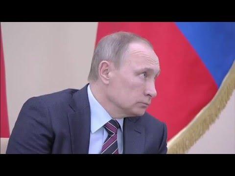 Путин - за производство российских дженериков против Гепатита С