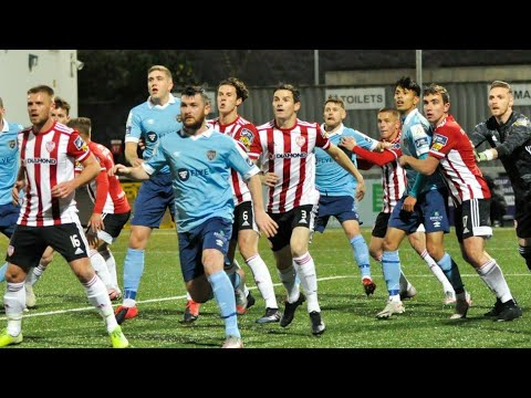 Derry City Shelbourne United Goals And Highlights