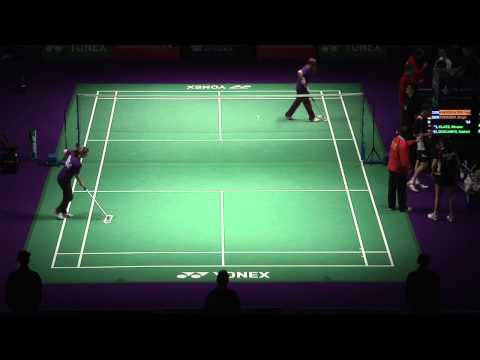 QF - XD - Wouter Claes/Nathalie Descamps vs Ingo Kindervater