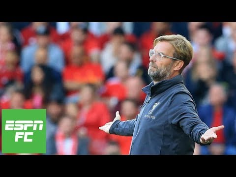 Liverpool's Ridiculous Upcoming Seven-match Stretch: Can Reds Survive It?   ESPN FC