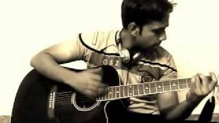 Aao milon chalein; Jab we met Guitar Cover