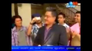 Nepali rap battle: Prachanda vs Sushil Koirala ( Comedy show )
