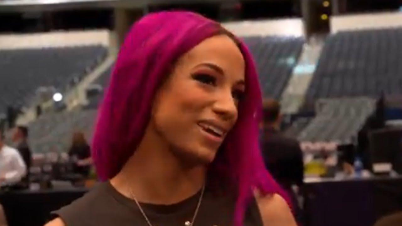 Sasha Banks on why Eddie Guerrero is her biggest inspiration