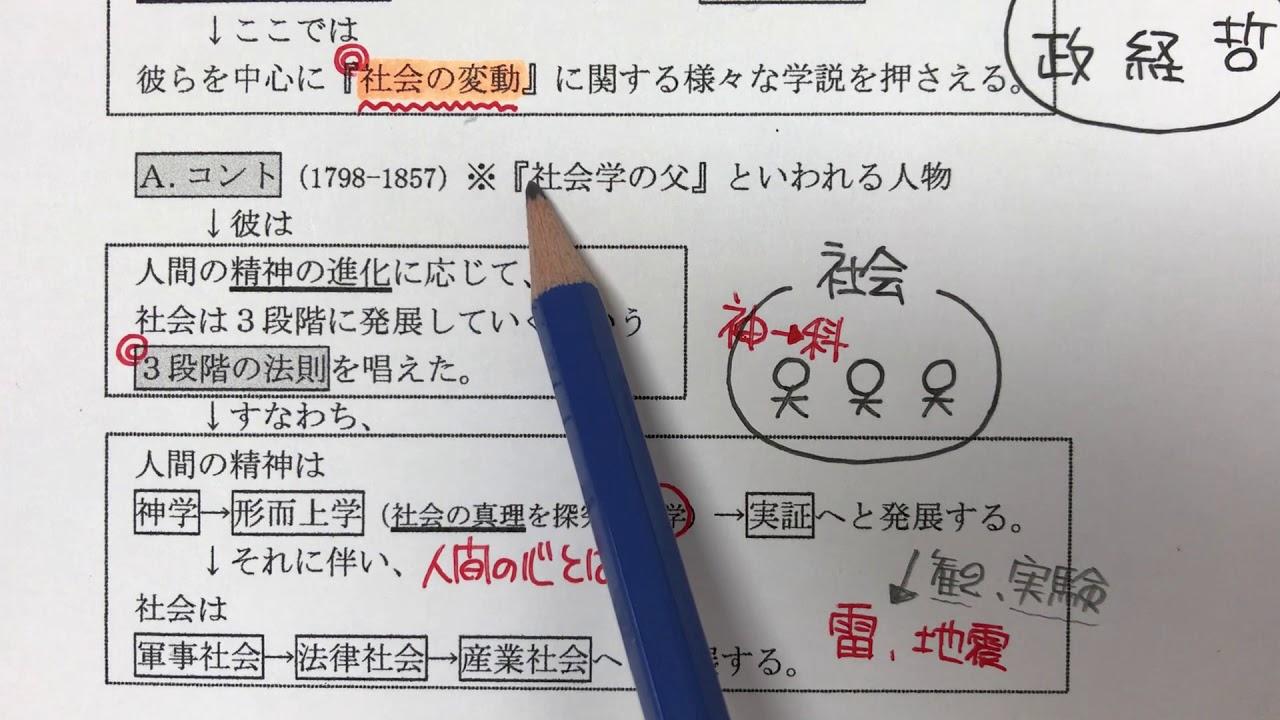 社會學 01 コント - YouTube