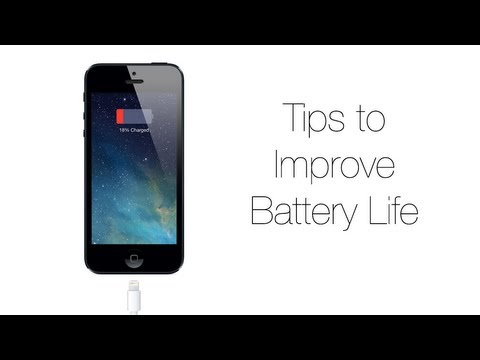 How To: Tips To Improve IPhone Battery Life - IPhone Hacks