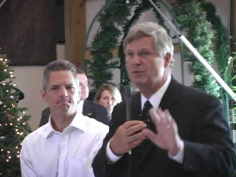 Secretary of Agriculture Tom Vilsack on CAFOs & HR 2749