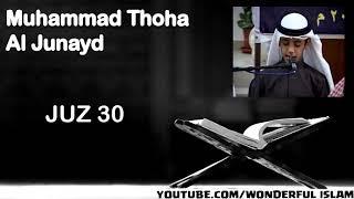 Download lagu Al-Quran Juz 30 Muhammad Thoha Al Junayd