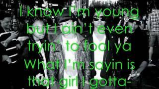 Mindless Behavior- Future (Lyrics on screen)