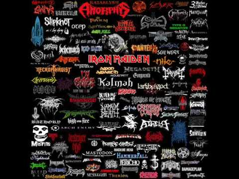 top 10 metal bands in the world