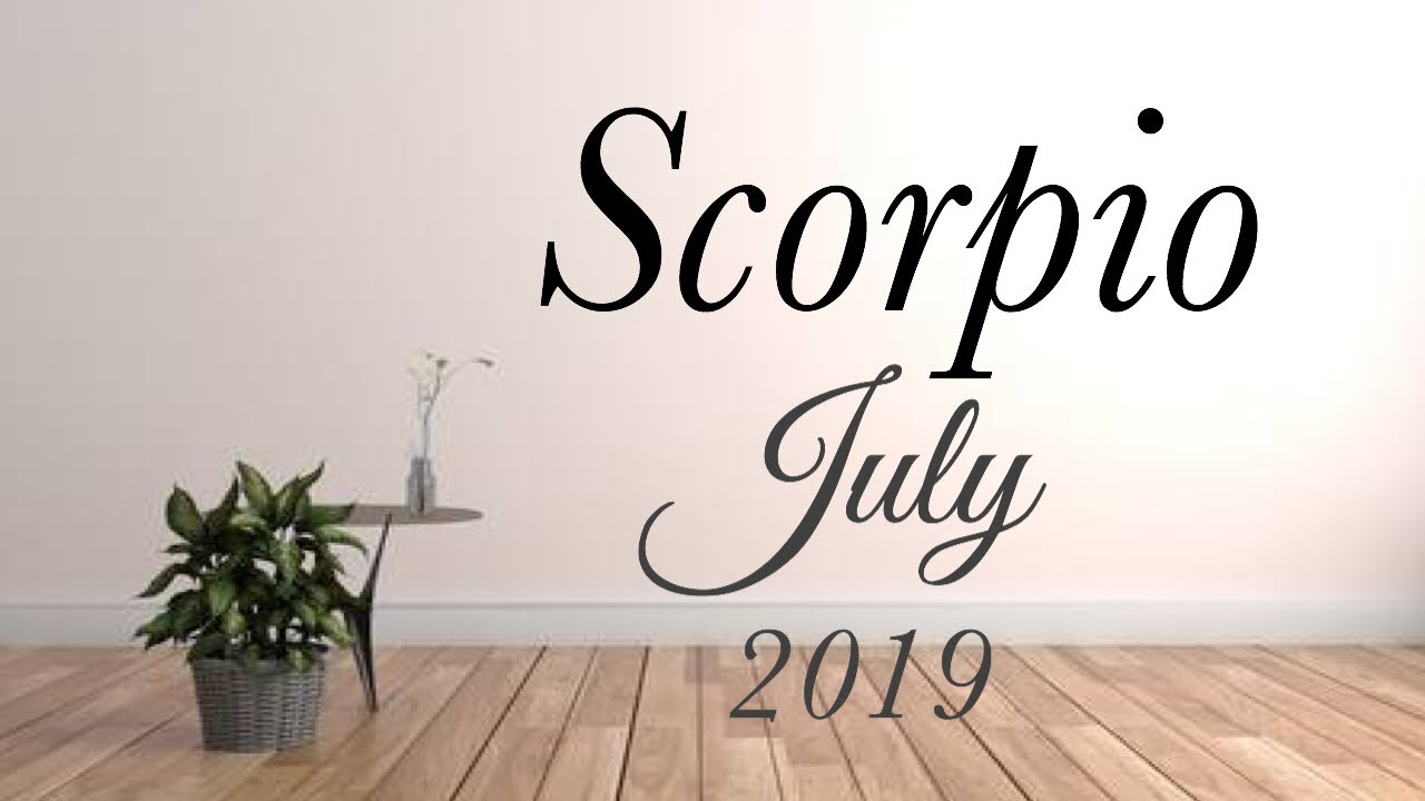 SCORPIO JULY 2019 | THEY WANT TO COME FORWARD   BUT THEY'RE AFRAID -  Scorpio Tarot Love Reading
