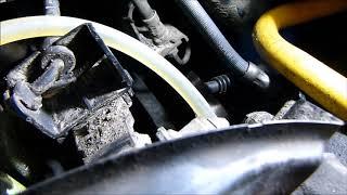 Remplacement   liquide de frein  Audi A3 Sportback 2006