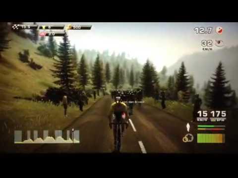 Tour de France 2012 PS3 Lotto Étape 9